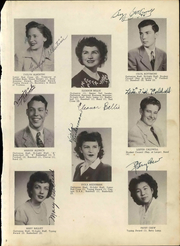 Page 17, 1946 Edition, Galt High School - Highlights Yearbook (Galt, CA) online yearbook collection