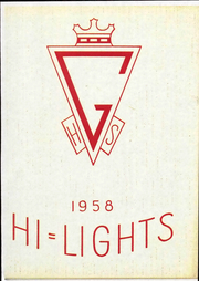 Page 1, 1958 Edition, Galt High School - Highlights Yearbook (Galt, CA) online yearbook collection