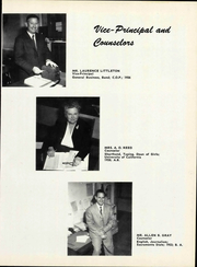 Page 13, 1958 Edition, Galt High School - Highlights Yearbook (Galt, CA) online yearbook collection
