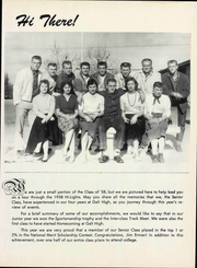 Page 7, 1958 Edition, Galt High School - Highlights Yearbook (Galt, CA) online yearbook collection