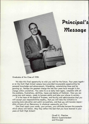 Page 12, 1959 Edition, Galt High School - Highlights Yearbook (Galt, CA) online yearbook collection