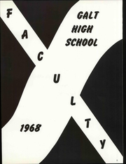 Page 11, 1968 Edition, Galt High School - Highlights Yearbook (Galt, CA) online yearbook collection