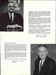 Page 9, 1968 Edition, Galt High School - Highlights Yearbook (Galt, CA) online yearbook collection
