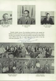Page 13, 1954 Edition, San Leandro High School - Anchors Aweigh Yearbook (San Leandro, CA) online yearbook collection