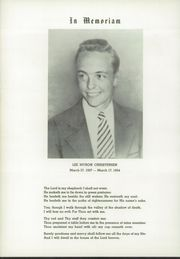 Page 8, 1954 Edition, San Leandro High School - Anchors Aweigh Yearbook (San Leandro, CA) online yearbook collection