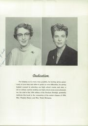 Page 9, 1954 Edition, San Leandro High School - Anchors Aweigh Yearbook (San Leandro, CA) online yearbook collection