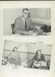 Page 11, 1955 Edition, San Leandro High School - Anchors Aweigh Yearbook (San Leandro, CA) online yearbook collection
