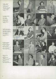 Page 12, 1955 Edition, San Leandro High School - Anchors Aweigh Yearbook (San Leandro, CA) online yearbook collection