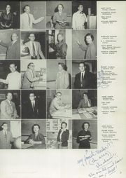 Page 13, 1955 Edition, San Leandro High School - Anchors Aweigh Yearbook (San Leandro, CA) online yearbook collection