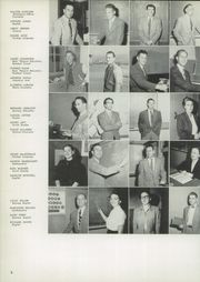 Page 14, 1955 Edition, San Leandro High School - Anchors Aweigh Yearbook (San Leandro, CA) online yearbook collection