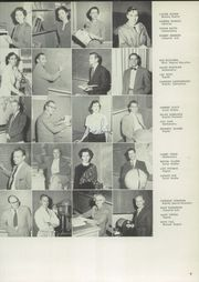 Page 15, 1955 Edition, San Leandro High School - Anchors Aweigh Yearbook (San Leandro, CA) online yearbook collection