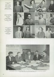 Page 16, 1955 Edition, San Leandro High School - Anchors Aweigh Yearbook (San Leandro, CA) online yearbook collection