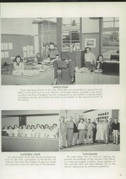 Page 17, 1955 Edition, San Leandro High School - Anchors Aweigh Yearbook (San Leandro, CA) online yearbook collection