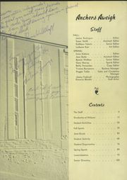 Page 7, 1955 Edition, San Leandro High School - Anchors Aweigh Yearbook (San Leandro, CA) online yearbook collection