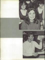 Page 8, 1968 Edition, San Leandro High School - Anchors Aweigh Yearbook (San Leandro, CA) online yearbook collection