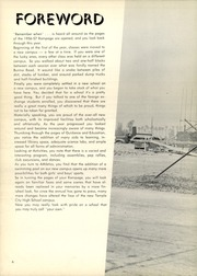 Page 10, 1957 Edition, Temple City High School - Templar Yearbook (Temple City, CA) online yearbook collection