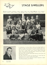 Page 74, 1957 Edition, Temple City High School - Templar Yearbook (Temple City, CA) online yearbook collection