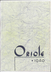 Page 1, 1940 Edition, Campbell High School - Oriole Yearbook (Campbell, CA) online yearbook collection