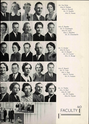 Page 13, 1940 Edition, Campbell High School - Oriole Yearbook (Campbell, CA) online yearbook collection