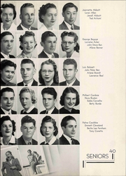 Page 17, 1940 Edition, Campbell High School - Oriole Yearbook (Campbell, CA) online yearbook collection