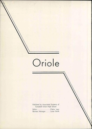 Page 8, 1940 Edition, Campbell High School - Oriole Yearbook (Campbell, CA) online yearbook collection