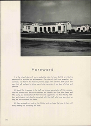 Page 9, 1940 Edition, Campbell High School - Oriole Yearbook (Campbell, CA) online yearbook collection