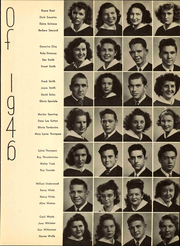 Page 17, 1946 Edition, Campbell High School - Oriole Yearbook (Campbell, CA) online yearbook collection