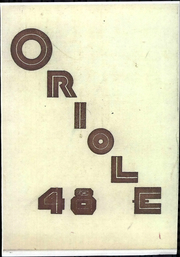 Page 1, 1948 Edition, Campbell High School - Oriole Yearbook (Campbell, CA) online yearbook collection