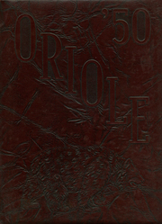 1950 Edition, Campbell High School - Oriole Yearbook (Campbell, CA)