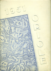 1951 Edition, Campbell High School - Oriole Yearbook (Campbell, CA)