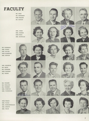 Page 11, 1951 Edition, Campbell High School - Oriole Yearbook (Campbell, CA) online yearbook collection