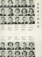 Page 16, 1951 Edition, Campbell High School - Oriole Yearbook (Campbell, CA) online yearbook collection