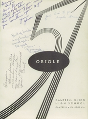 Page 5, 1951 Edition, Campbell High School - Oriole Yearbook (Campbell, CA) online yearbook collection