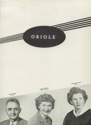 Page 7, 1951 Edition, Campbell High School - Oriole Yearbook (Campbell, CA) online yearbook collection