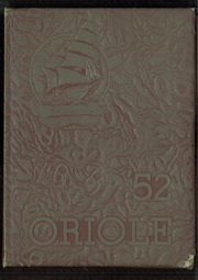 1952 Edition, Campbell High School - Oriole Yearbook (Campbell, CA)