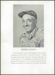 Page 10, 1956 Edition, Campbell High School - Oriole Yearbook (Campbell, CA) online yearbook collection