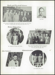 Page 16, 1956 Edition, Campbell High School - Oriole Yearbook (Campbell, CA) online yearbook collection
