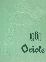 1960 Edition, Campbell High School - Oriole Yearbook (Campbell, CA)