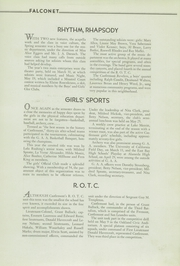 Page 17, 1933 Edition, Castlemont High School - Falcon Yearbook (Oakland, CA) online yearbook collection