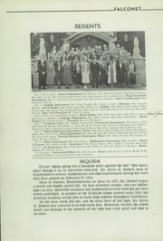Page 6, 1933 Edition, Castlemont High School - Falcon Yearbook (Oakland, CA) online yearbook collection