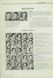 Page 8, 1933 Edition, Castlemont High School - Falcon Yearbook (Oakland, CA) online yearbook collection