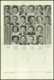 Page 10, 1936 Edition, Castlemont High School - Falcon Yearbook (Oakland, CA) online yearbook collection