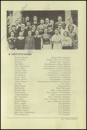 Page 15, 1936 Edition, Castlemont High School - Falcon Yearbook (Oakland, CA) online yearbook collection