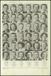 Page 7, 1936 Edition, Castlemont High School - Falcon Yearbook (Oakland, CA) online yearbook collection