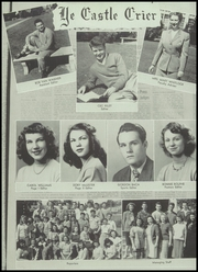 Page 10, 1948 Edition, Castlemont High School - Falcon Yearbook (Oakland, CA) online yearbook collection