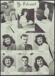 Page 11, 1948 Edition, Castlemont High School - Falcon Yearbook (Oakland, CA) online yearbook collection