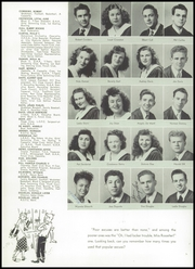 Page 16, 1948 Edition, Castlemont High School - Falcon Yearbook (Oakland, CA) online yearbook collection