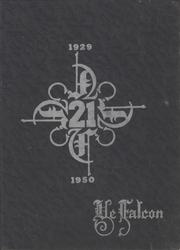 1950 Edition, Castlemont High School - Falcon Yearbook (Oakland, CA)