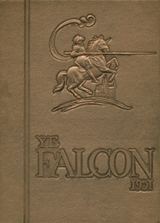 Page 1, 1951 Edition, Castlemont High School - Falcon Yearbook (Oakland, CA) online yearbook collection