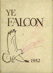 1952 Edition, Castlemont High School - Falcon Yearbook (Oakland, CA)
